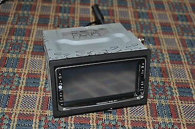Kenwood DDX7025 - Double Din CD DVD Bluetooth Stereo