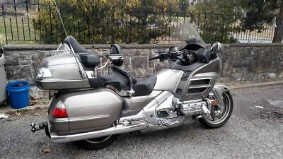 2008 Honda Gold Wing  2008 Goldwing GL1800 w/ Navi, ABS, Many Extras, Exc Condition