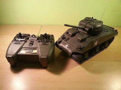 Unimax Forces Of Valor 1:24 Panzer U.K: Sherman Firefly tank WWII Top Zustand !