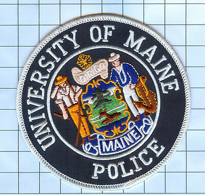 Police Patch - Maine - University of Maine