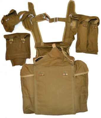 NEW USSR Soviet Russian RD-54 Backpack GENUINE Paratroopers Airborne 60`s
