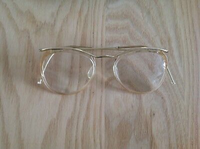 Beautiful vintage French ladies 1950s/1960s spectacles