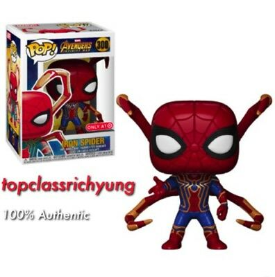 Funko Pop Infinity War: Iron Spider With Legs 300 Target Exclusive
