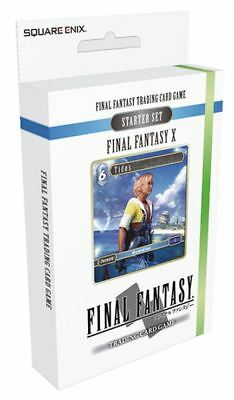 Final Fantasy TCG - X Starter Set x 6
