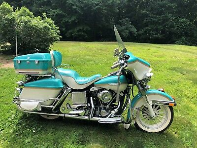 1983 Harley-Davidson Other  1983 FLH, 6 speed, one owner, 20,000 invested!! love boat