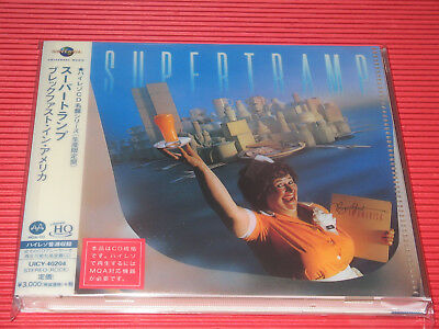 JAPAN MQA UHQ CD SUPERTRAMP Breakfast In America  High Resolution Audio