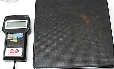 Gemtech Digital Electronic Refrigerant Scale 9x9in Black Works 100%