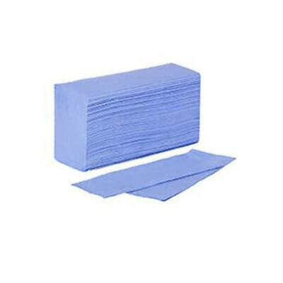 Livi BLUE 2-Ply Embossed Multi-Fold Hand Towels (3000 sheets)