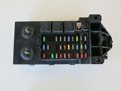 00-02 expedition 1l1t-14a067-ab multifunction fusebox fuse box relay unit  module