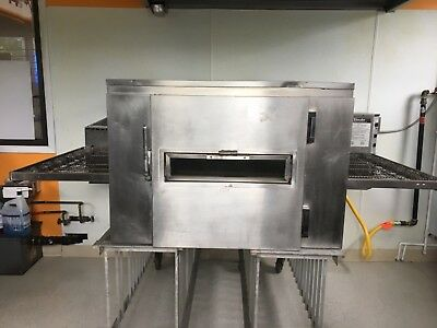 Commercial Lincoln pizza oven model 1240 serial number 012070 11-87