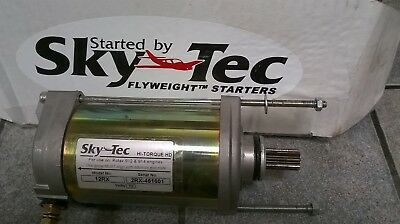 Rotax 912/914 SkyTec High-Torque Starter  RESERVE LOWERED