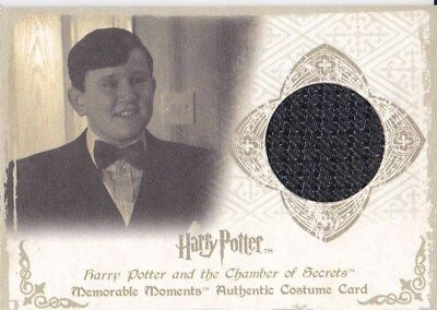 Harry Potter Memorable Moments Dudley Dursley Costume Card