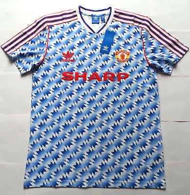 2d3b1e3f8e7 BNWT MANCHESTER UNITED 1992 Adidas Originals AWAY Shirt Jersey Class of 92  NEW - EUR 115