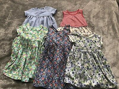 Girls 2-3 Years Summer Dress Bundle (4 out of 5 new without tags inc Next)