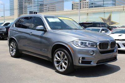 X5 sDrive35i 2015 BMW X5 sDrive35i 71,212 Miles Gray Sport Utility Intercooled Turbo Premium
