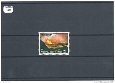 Lot : 102014/1191 - Comores 1973 - Yt Pa N° 54 Neuf Sans Charniere ** (Mnh) Gomm