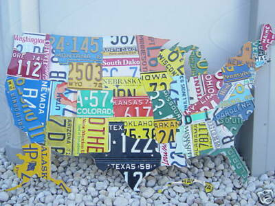 License Plate State Map.License Plate States Any State You Want From The U S Map