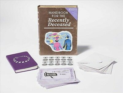 Beetlejuice - Handbook for the Recently Deceased Deluxe Note Card Set : With ...