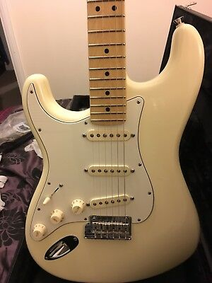 Fender Stratocaster USA Left Handed 50s Custom Shop Pickups New