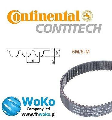 Belt CONTITECH 375-5M/15mm, 375-5m 15 mm, 375-5M-15 HTD Continental