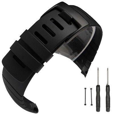 Silicone Watch Band Replacement Watch Bracelet Strap With(USA)