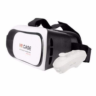 3D Vr Virtual Reality Games Movies Glasses For 3.5-Inch To(USA)
