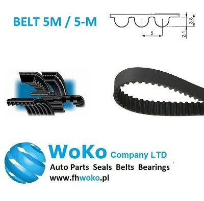 Belt 320-5M/12, 320-5M-12, 320M5 12mm 64 teeth for BladeZ XTR Moby Scooter GATES