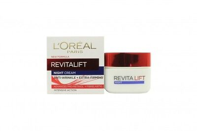 L'oreal Revitalift Night Cream - Women's For Her. New. Free Shipping