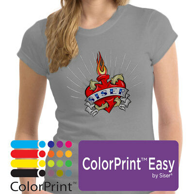 Siser Color Print Easy Print and Cut Material ( 20'' x 3yds )