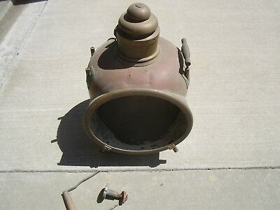 antique boat binacle/parts
