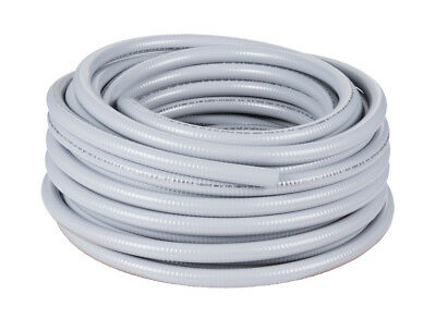 "Flexible Liquid Tight With Steel Electrical Conduit 1/2"" X 100'"