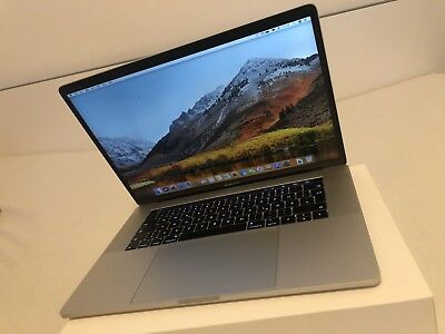 "Apple MacBook Pro 15"" Laptop mit Touchbar und Touch ID , 512GB - MPTV2D/A -..."