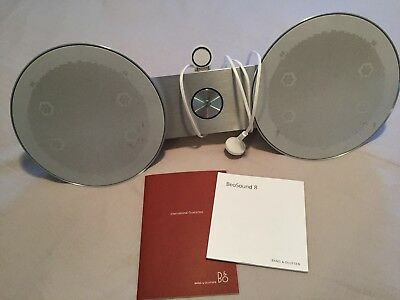 Bang & Olufsen Beosound 8 iPod iPad iPhone Dock / Speaker