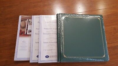 creative memories album 12x12 extra pack pages and protectors BRAND NEW!
