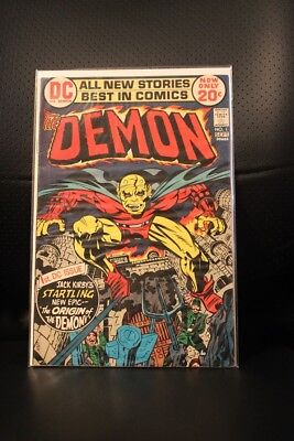 The Demon #1 (Sep 1972, DC)