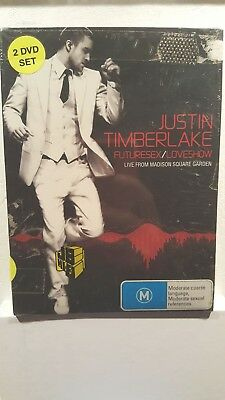 Robbie Williams Live - Futuresex / Loveshow [2 DVD Set] NEW & SEALED, ALL Region