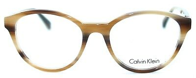 12184059e66 Authentic   New - Calvin Klein Ck5881 275 51 18 Beige Women Eyeglasses W