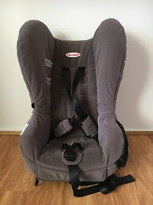 Safe And Sound baby car seat