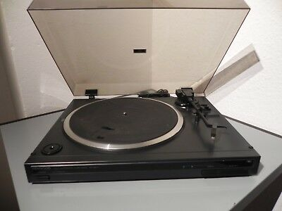 Kenwood Plattenspieler Full Automatic Turntable KD-491F