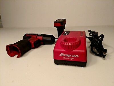 "Snap-on 3/8"" Drive 7.2V Impact Wrench with Battery and Charger! **Great tool***"