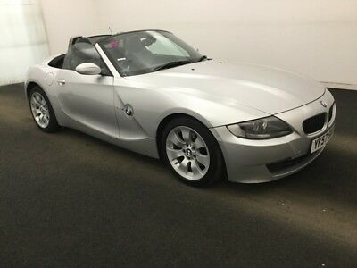 57 Bmw Z4 2.5 Si Sport Convertible **silver, P/sensors, Leather, Climate Etc!**