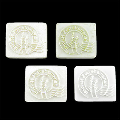 4.5X5cm DIY  Tree Handmade Natural Resin Soap Stamp Seal Soap Craft Mold Mould