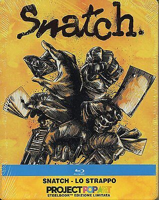 SNATCH - Limited Edition Steelbook [Blu-ray]