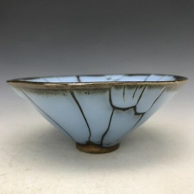 Exquisite Chinese Hand-Made  Yushanfang Bowl (Qing)