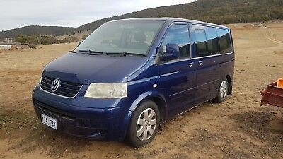 VW 2006 Multivan T5 Auto TDI high output damaged motor