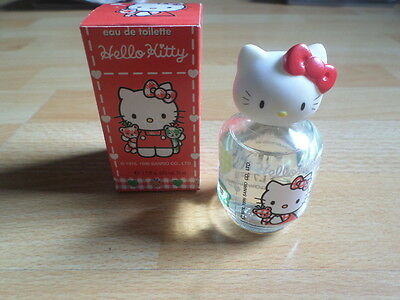 Hello Kitty Eau de Toilette 50 ml Original Sanrio
