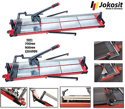 Jokosit Profi MAX Ball Bearing Tile Cutter 700mm, 900mm & 1200m GERMAN TECH