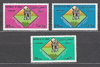 Iraq - Mail Yvert 867/9 Mnh