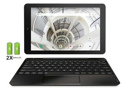 "RCA 10"" 32G Android Tablet with Keyboard WiFi Touch Screen (1 Year Warranty)"