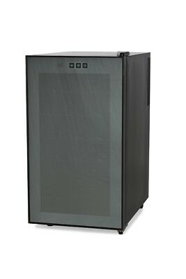 AMSTYLE Design mini fridge 48 liters 12 ° C-18 ° C New Refrigerator